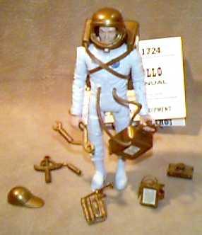 apollo astronauts 1960 s marx plastic figures - photo #3